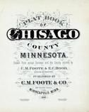 Title Page, Chisago County 1888